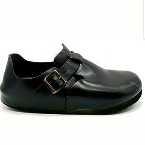 Birkenstock Womens Shoes London Leather Loafer